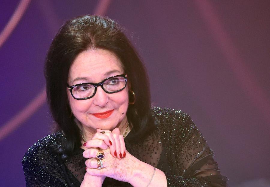 Eurowizja zrobiła z nich gwiazdy: Nana Mouskouri