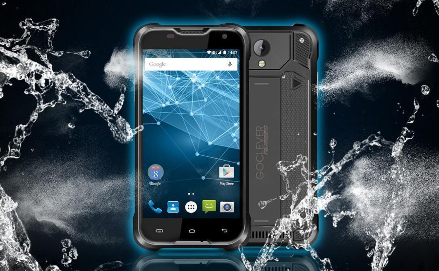 Telefon Goclever Quantum 2 500 Rugged