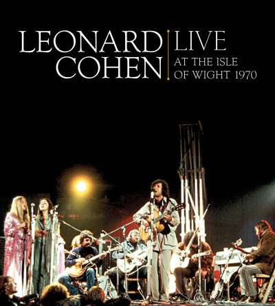 Leonard Cohen \