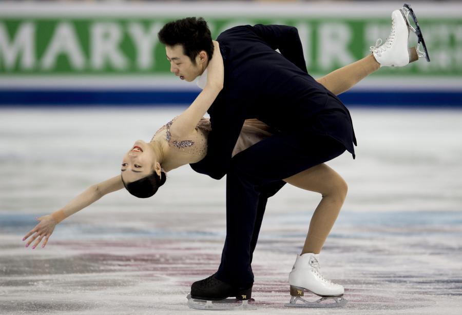 Xuehan Wang i Lei Wang