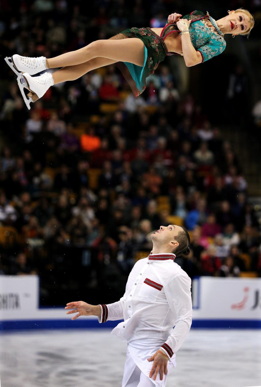 Tatiana Volosozhar i Maxim Trankov