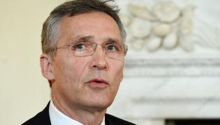 Sekretarz generalny NATO, Jens Stoltenberg