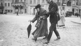 PRZEDWOJENNI POLSCY POLICJANCI