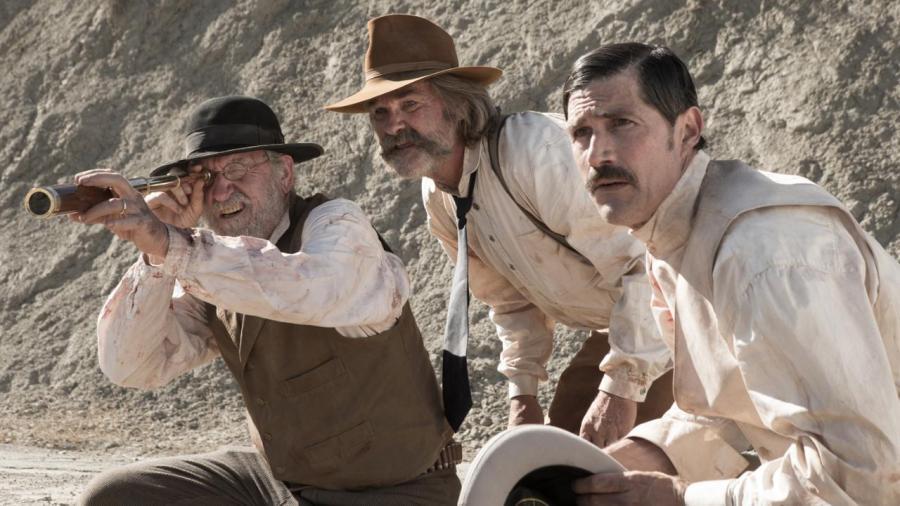 Richard Jenkins, Kurt Russell i Matthew Fox w filmie \