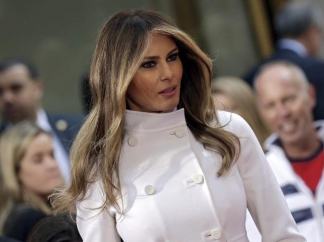 Melanie Trump
