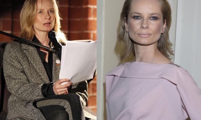 Odważnie jak na dzisiejsze standardy... 44-letnia Magdalena Cielecka oficjalnie bez makijażu