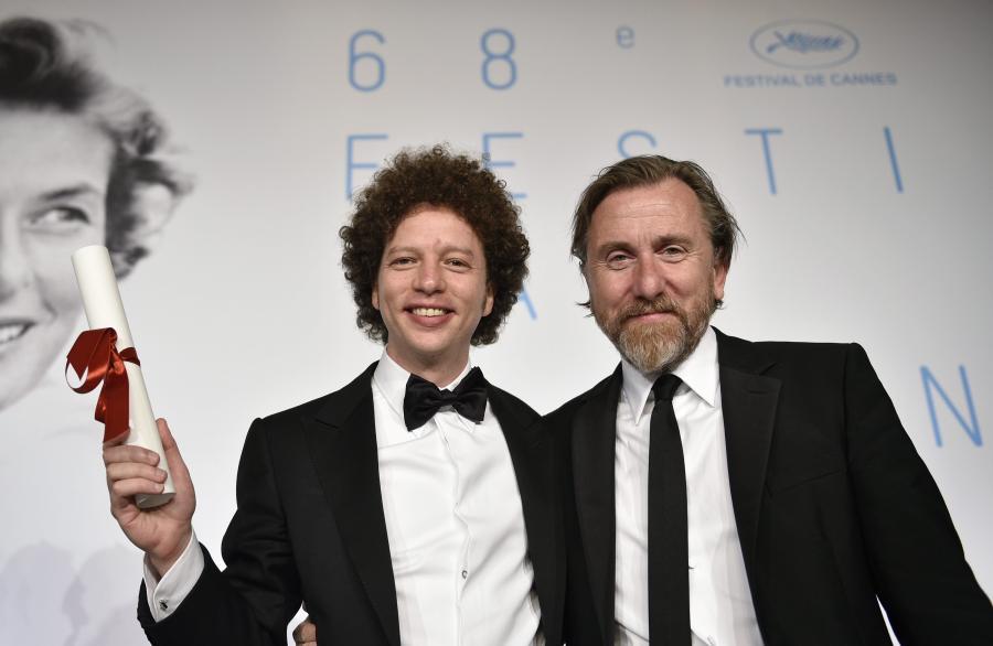 Michel Franco i Tim Roth z nagrodą w Cannes 2015