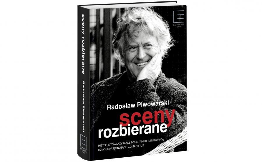okładka książki Radosława Piwowarskiego \