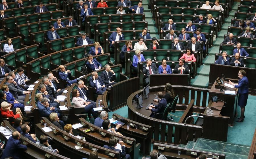Debata po zakończeniu przedstawiania raportu o rządach PO-PSL
