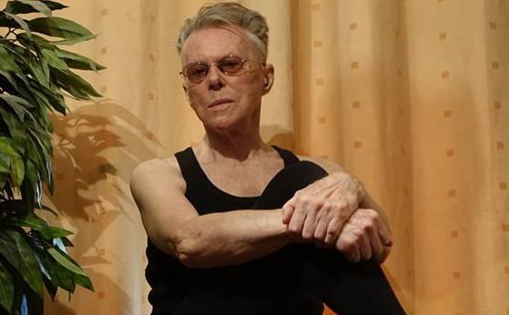 Jerzy Nasierowski / zdjęcie z profilu aktora