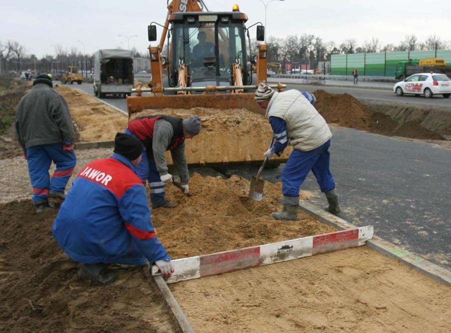 Budowa dróg szansą dla Polski