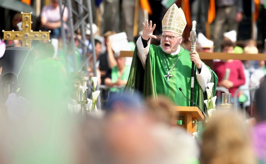 Kardynał Reinhold Marx