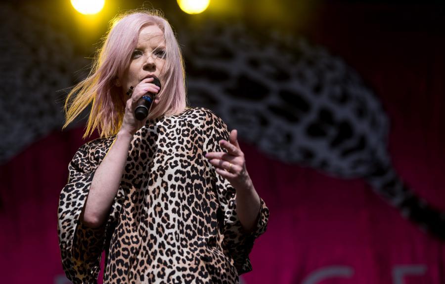 Shirley Manson: Będę artystką tak długo, jak będzie mi się podobało