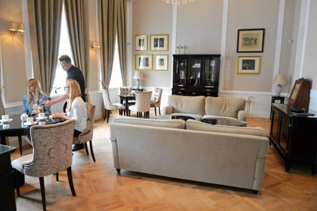 Hotel Bellotto w Palacu Prymasowskim