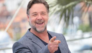 Russell Crowe kibicuje Polakom
