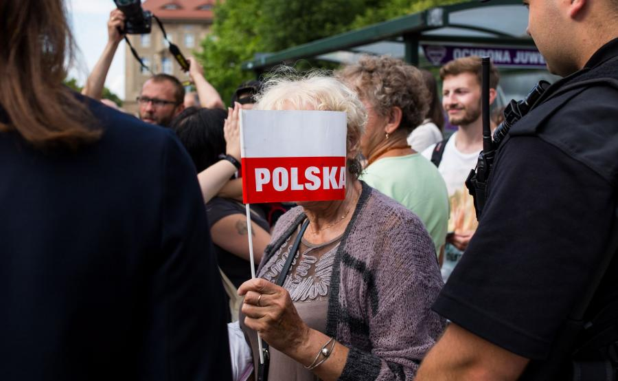 Uroczystości w Poznaniu