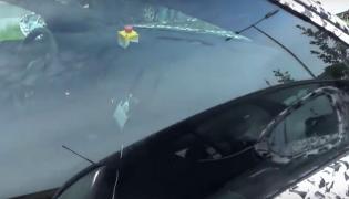 Opel insignia w czasie testów