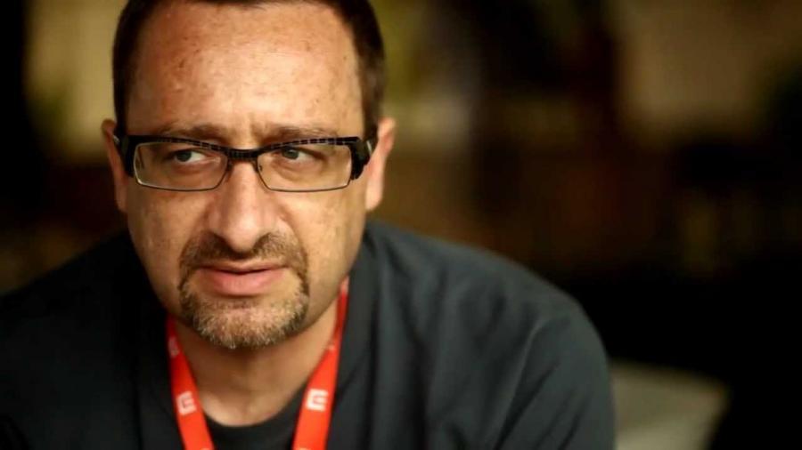 Piotr Mularuk, twórca filmu \