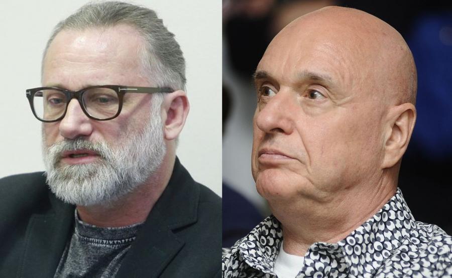 Andrzej Saramonowicz, Cezary Harasimowicz