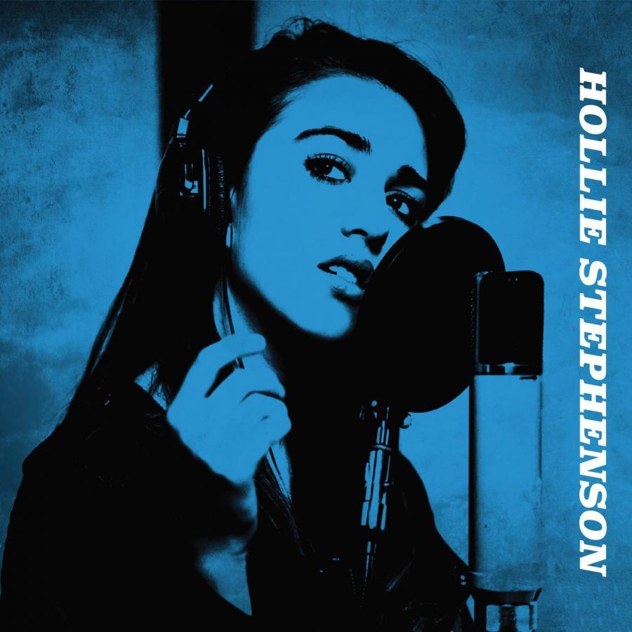 Okładka płyty Hollie Stephenson