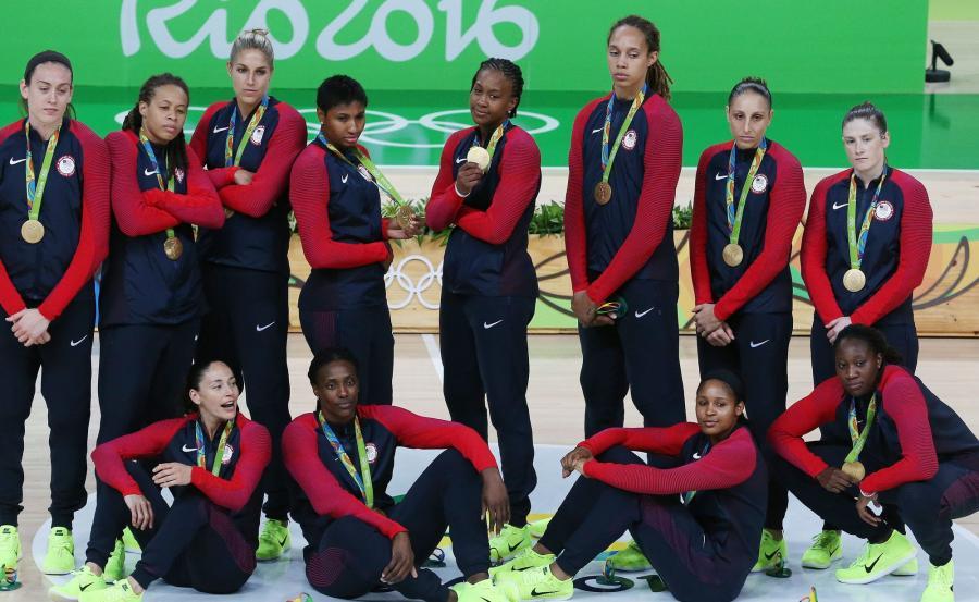 Amerykańskie koszykarki