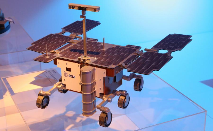 Lądownik misji ExoMars