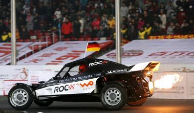 Schumacher pobity w Pekinie!