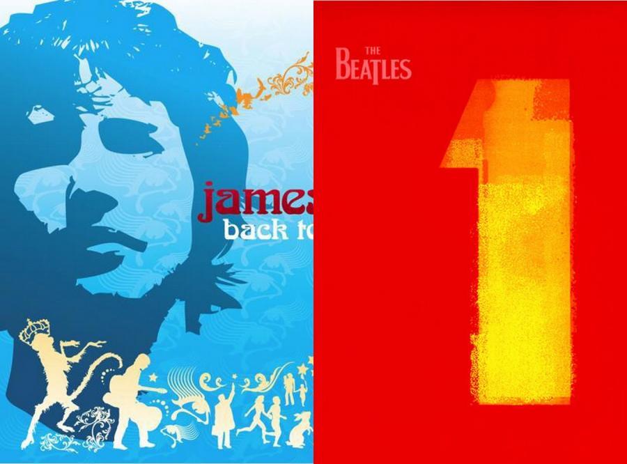 Najlepiej w UK sprzedawał się Blunt, w USA - The Beatles