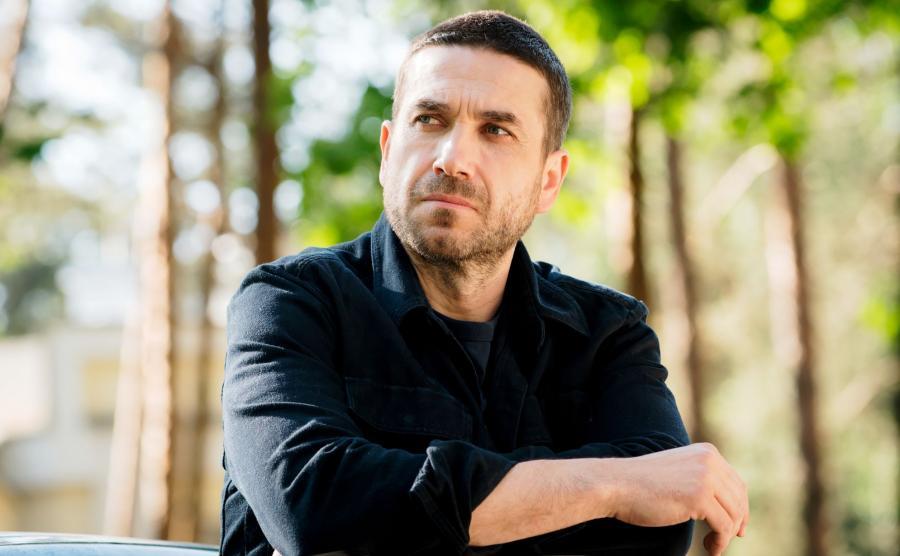 """Marcin Dorociński w serialu """"Pakt 2"""""""
