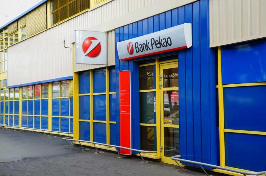 Bank Pekao, Fot. Mirco Vacca