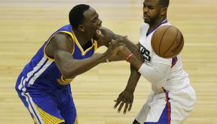 Chris Paul i Draymond Green