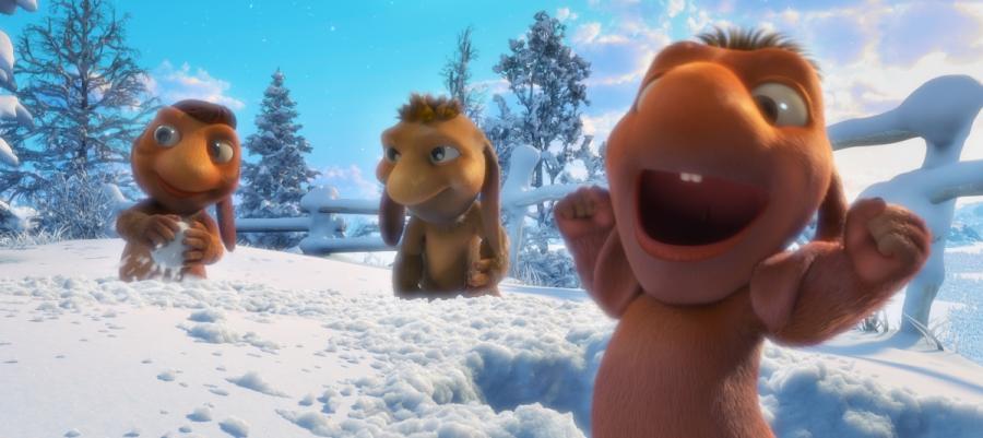 """""""Królowa Śniegu 3: Ogień i lód"""" w kinach od 23 grudnia 2016 roku."""