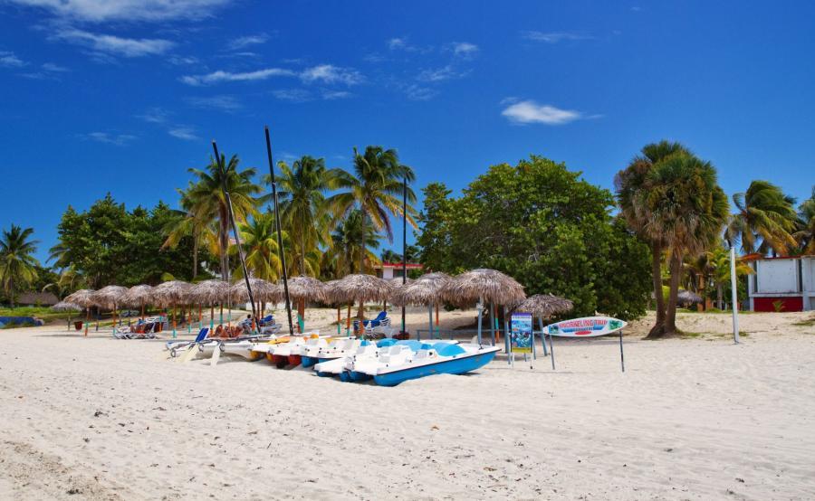 Plaża Varadero