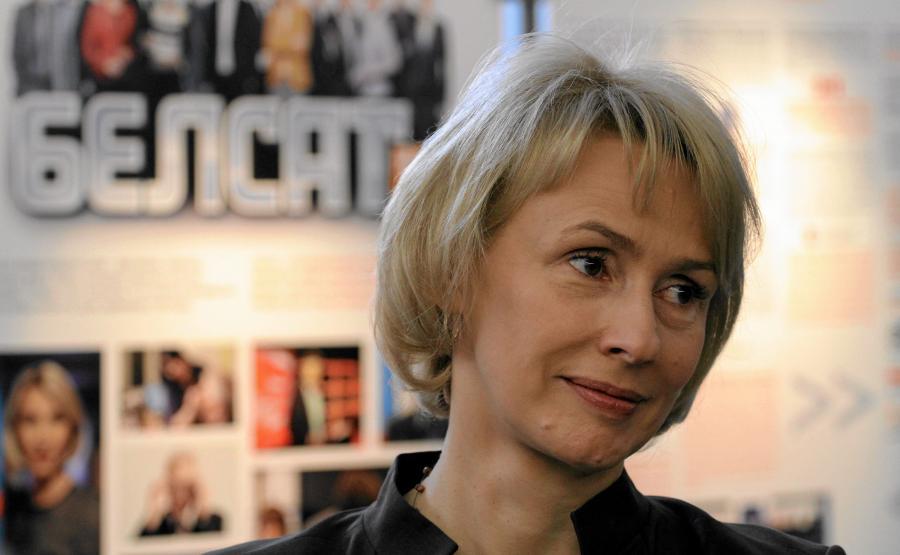 Agnieszka Romaszewska-Guzy, dyrektor telewizji Biełsat