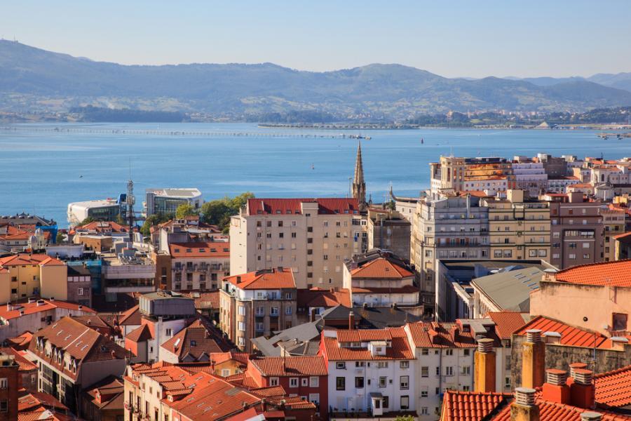Santander - jedno z najpiękniejszych hiszpańskich miast