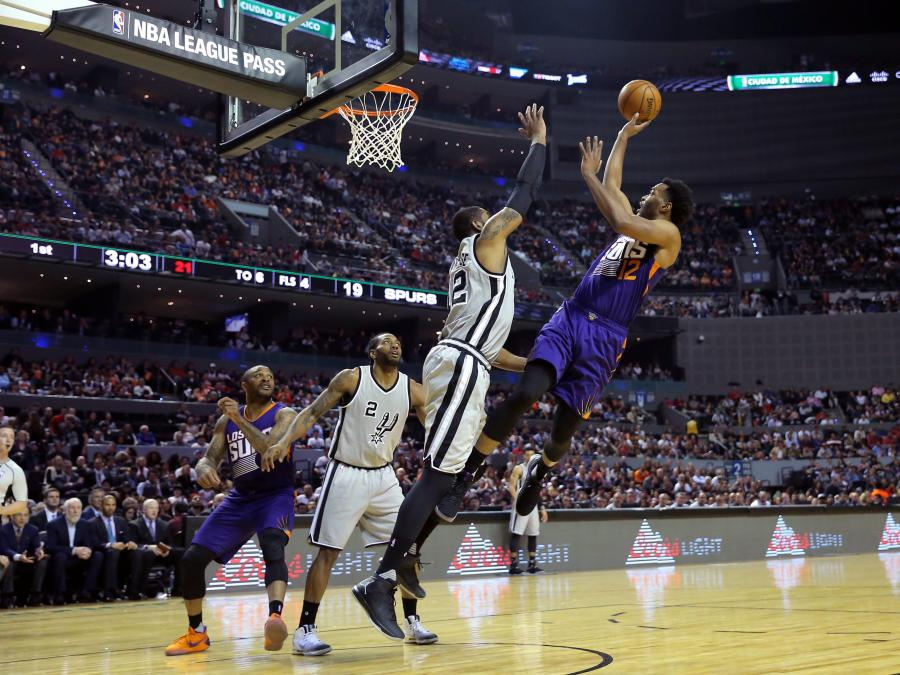 T.J. Warren i LaMarcus Aldridge