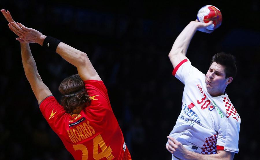Chorwacja pokonała Hiszpanię