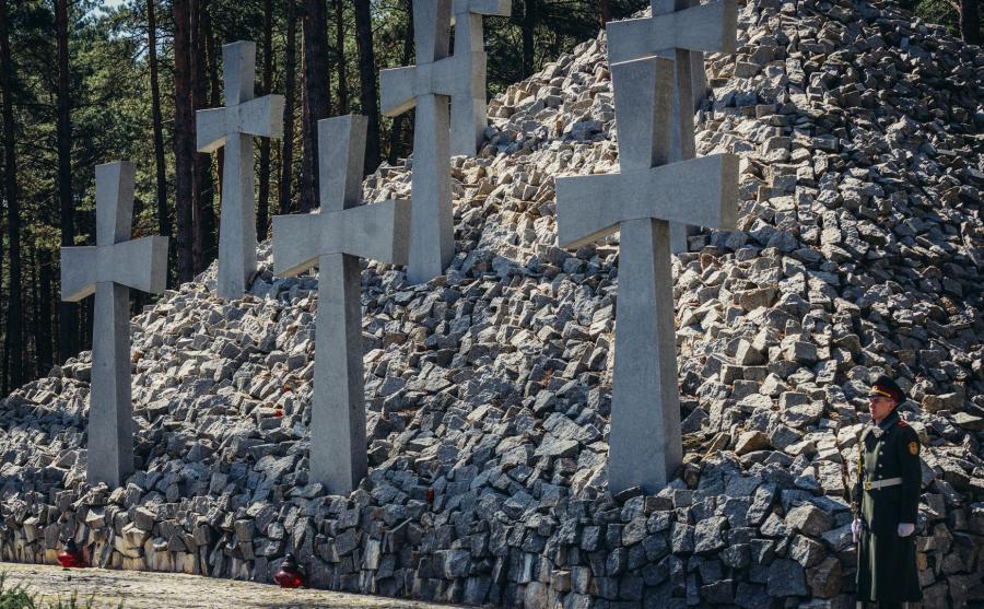 Cmentarz w Bykowni
