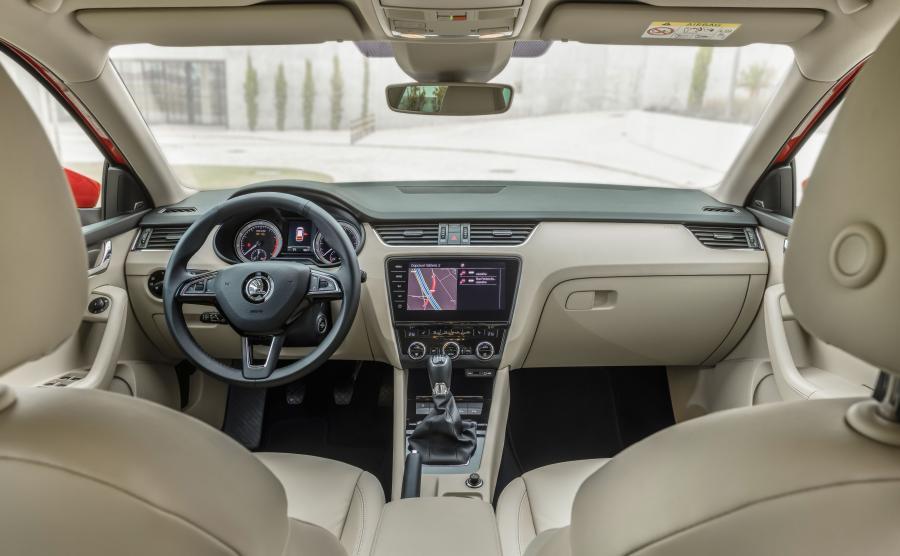 Samochód dostał solidny zastrzyk nowych technologii, które do tej pory były zastrzeżone dla aut o klasę wyżej