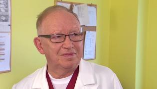 Prof. Jerzy Hołowiecki