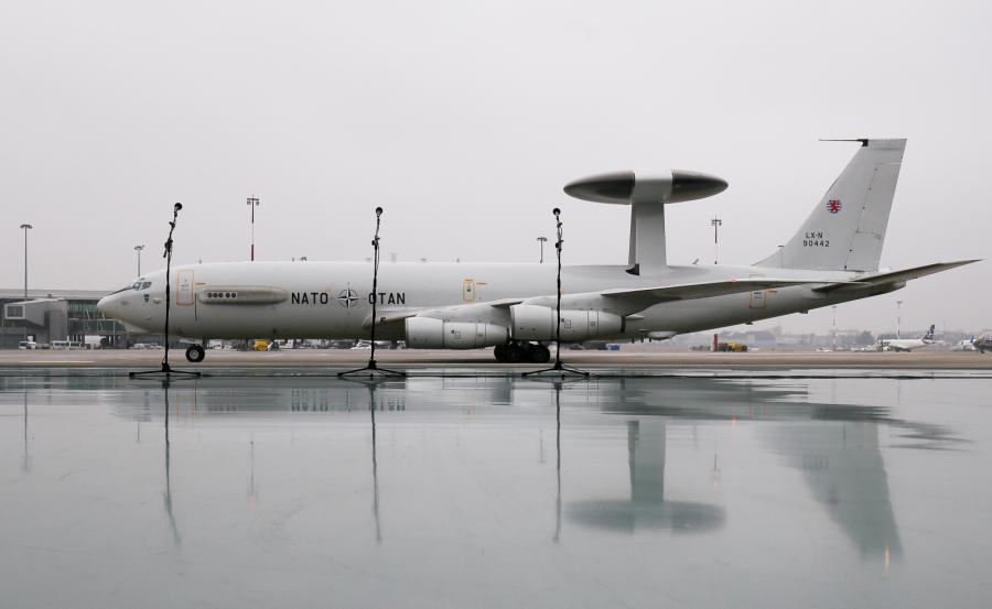 Samolot AWACS