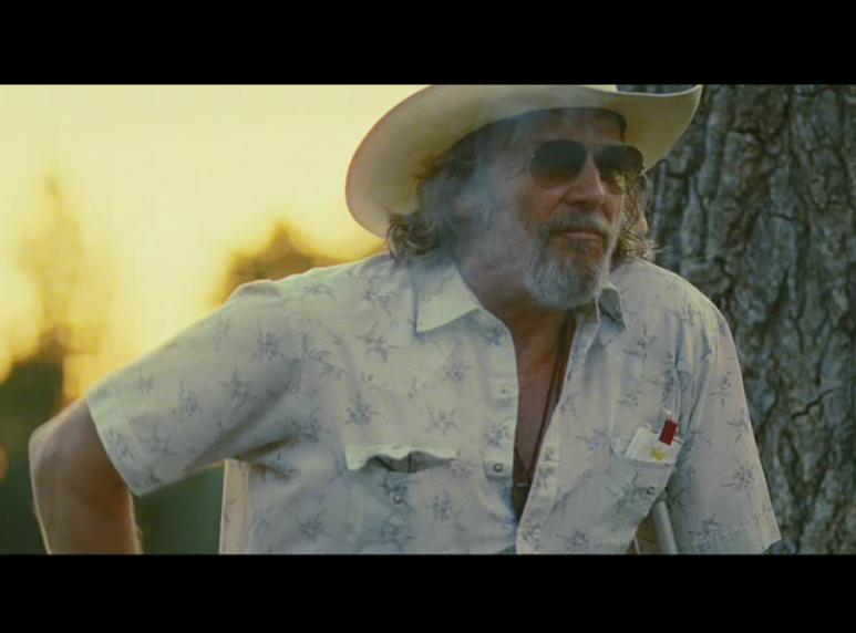 Jeff Bridges jako Bad Blake w filmie \