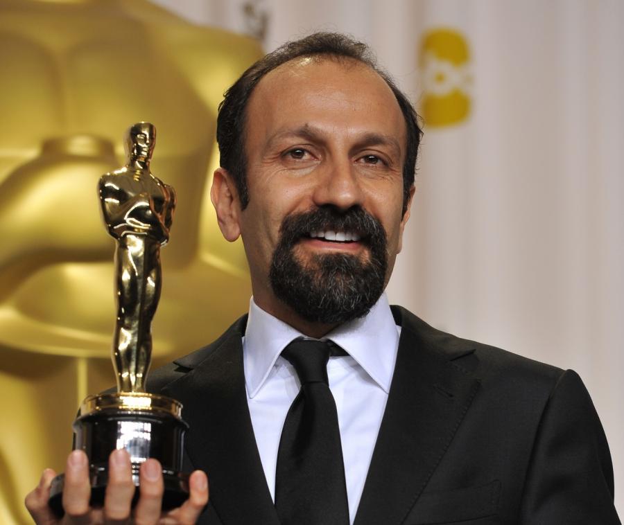 Asghar Farhadi z Oscarem za filmu \