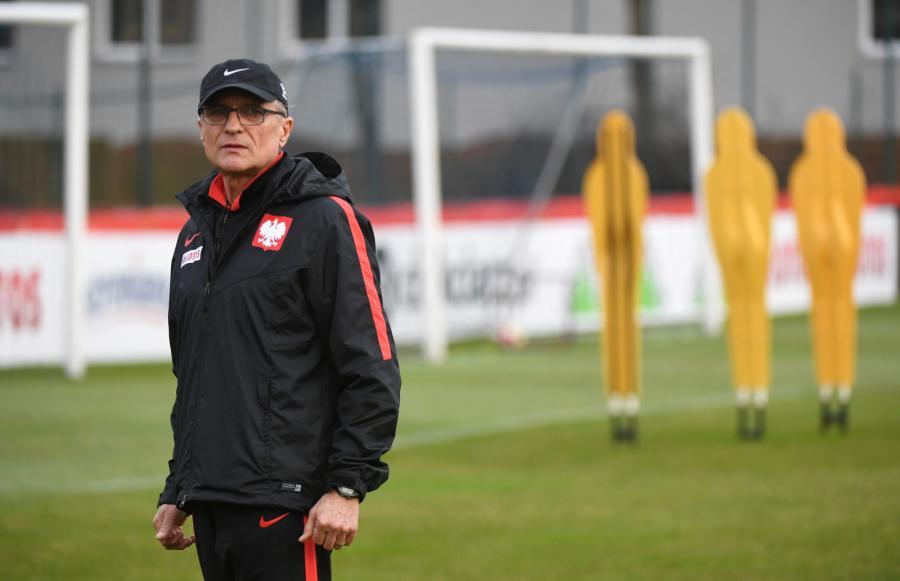 Selekcjoner reprezentacji Polski w piłce nożnej Adam Nawałka
